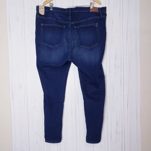 "NEW Madewell Magic Pocket 9"" Mid-Rise Skinny Jeans"